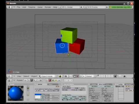 Using blender 3d software for graphic design basic 3d graphic design software